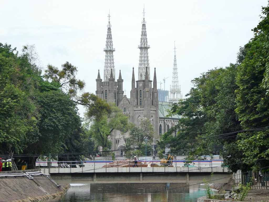 Jakarta Catholic Cathedral