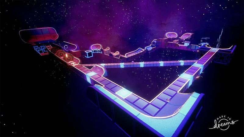 Dreamiverse Dash Track