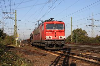 DB Schenker 155 128-2 Autozug, Koblenz-Lützel