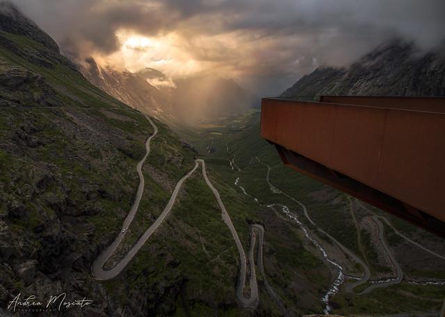 Trollstigen viewpoint - Åndalsnes (Norway)