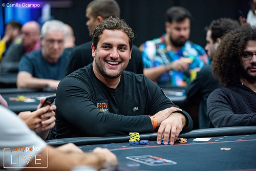 MSA 2020 - Main Event Day 1B - Joao Simao | by partypoker
