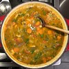 #minestrone #soup #vegetables #veggie #comfortFood #Homemade #Food #CucinaDelloZio -