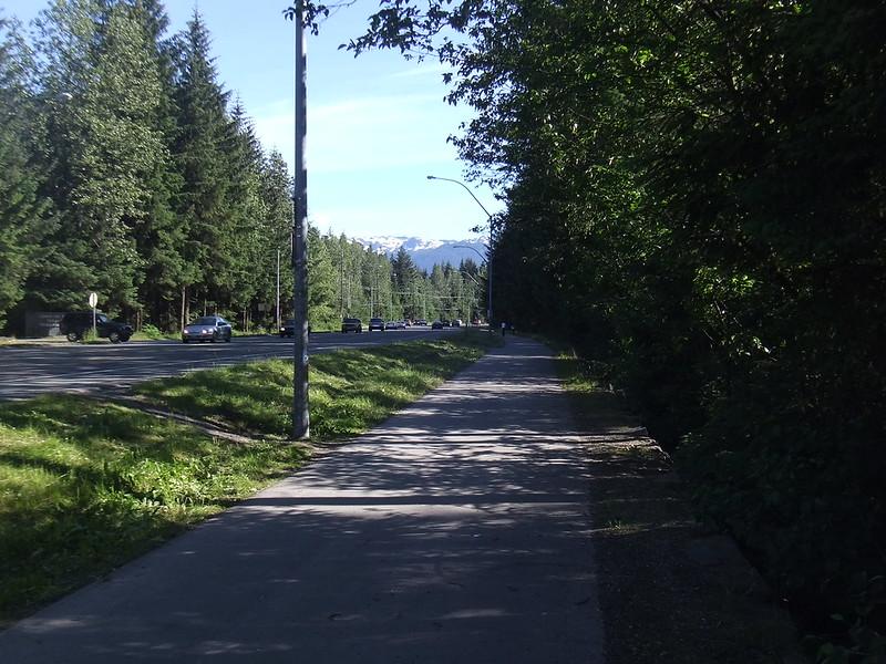 Mendenhall Loop Road, Juneau, AK