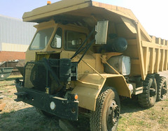 scouse73 posted a photo:	 Sixties Foden dumptruck South Africa