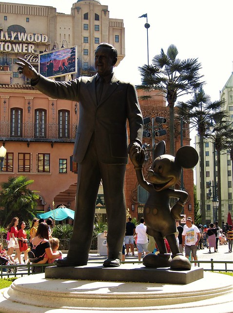 Walt Disney Studios in Paris, France.