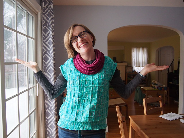 Gridlines body - with Willow Cowl