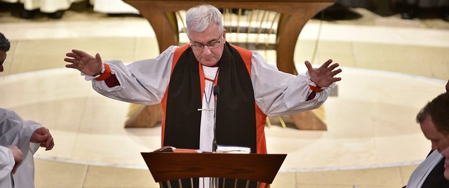 Bishop David: 'Make God's word known everywhere and to all'