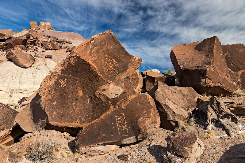 The Spiral Boulder