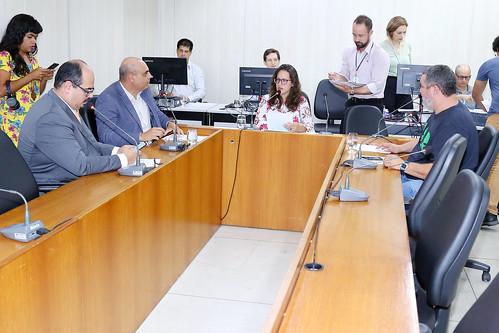 3ª Reunião Ordinária - Comissão de Direitos Humanos e Defesa do Consumidor