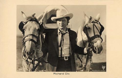 Richard Dix in Cimarron (1931)