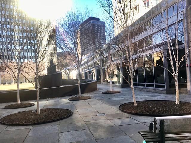 Boston - Prudential Garden!