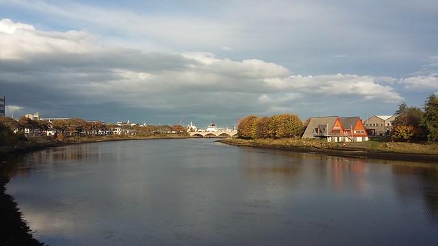 River Dee, Aberdeen, Oct 2019