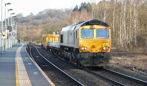 66750 - Chesterfield, Derbyshire