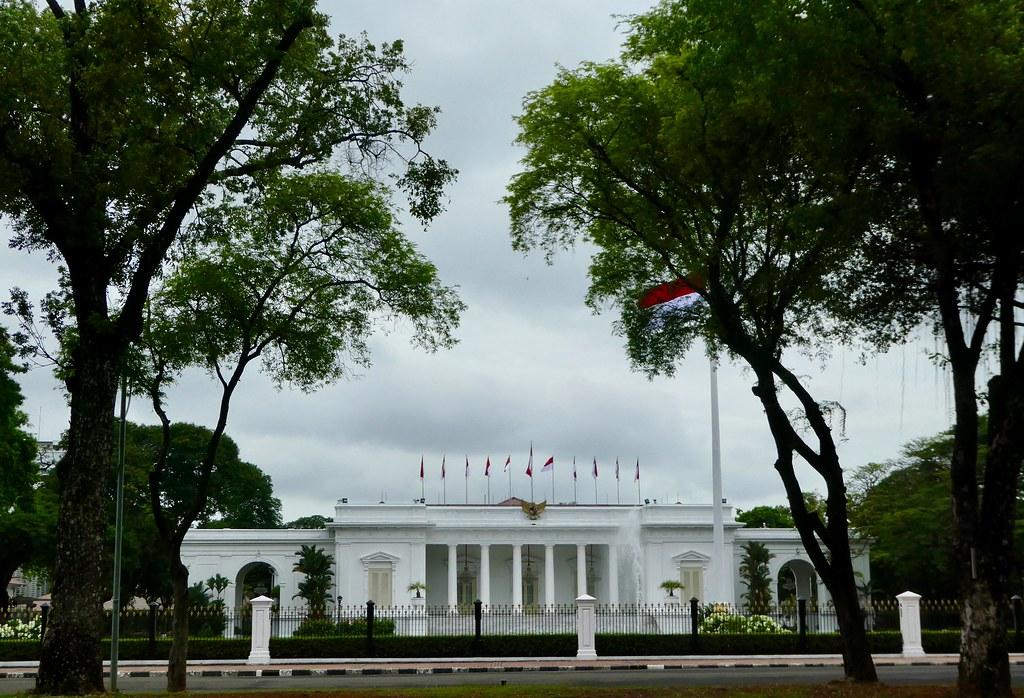 Presidential Palace, Jakarta