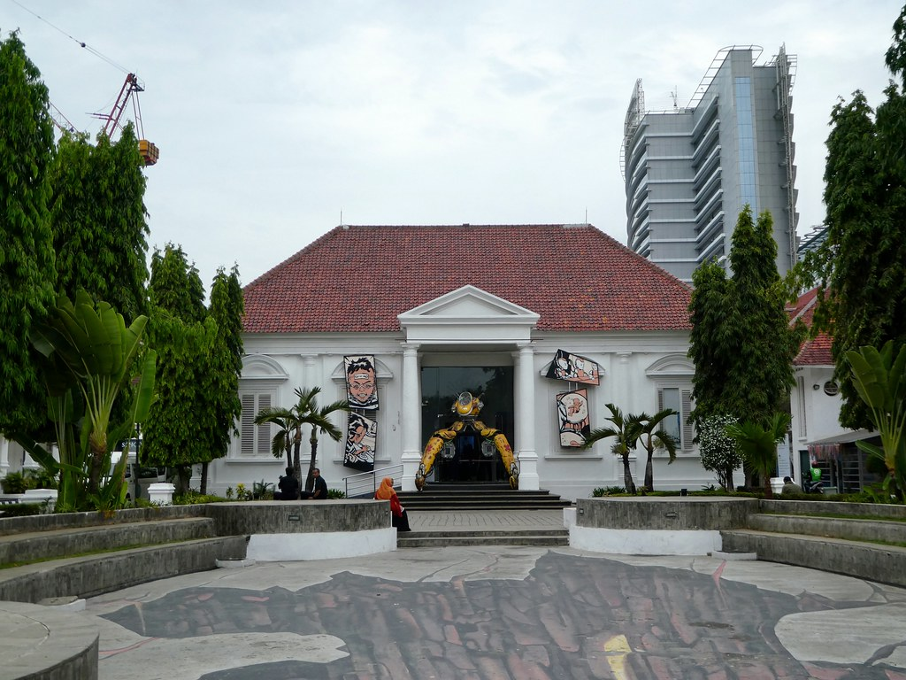 National Gallery of Indonesia, Jakarta