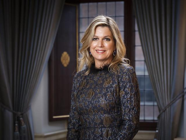 Nieuwe officiële foto's Nederlandse Koninklijke familie