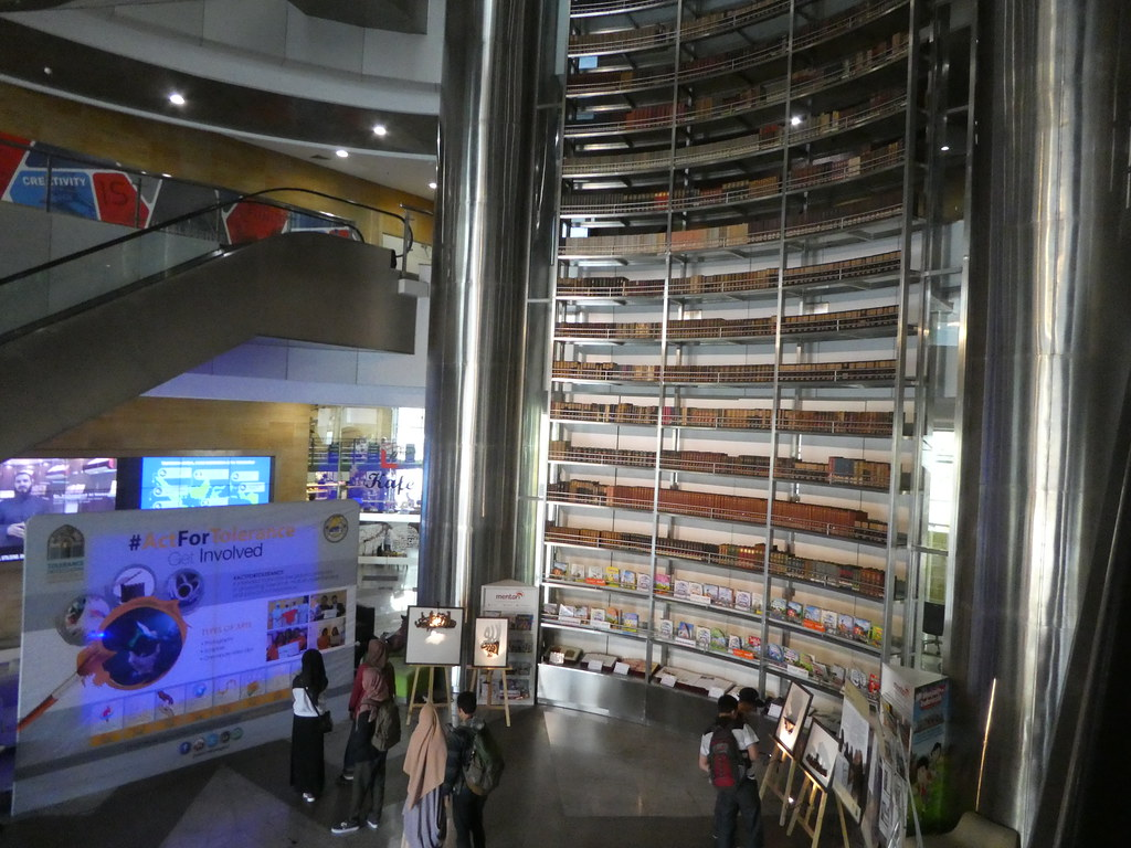 The National Library of Indonesia, Jakarta