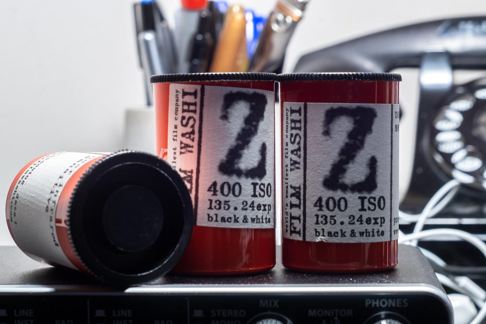 """Film Review Blog No. 65 - Film Washi """"Z"""""""