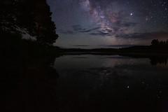 Snake River Mood at Night