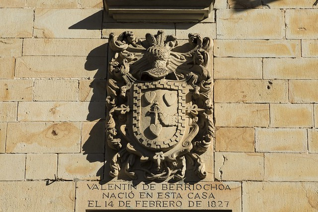 Casa natal de San Valentín de Berriotxoa