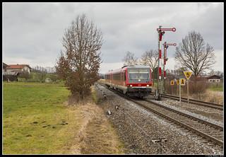 DB 628 586, Fridolfing