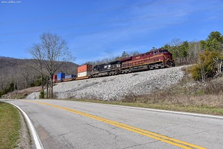 NS 22N Whiteside,TN