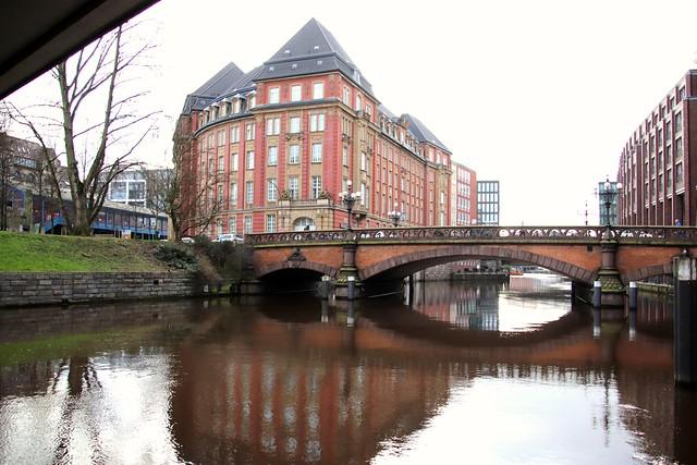 Hamburg, Heiligengeistbrücke
