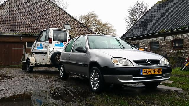 Canta LX / Citroën Saxo 1.1i Asics