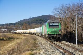 Train Fret SNCF Fos / St Auban