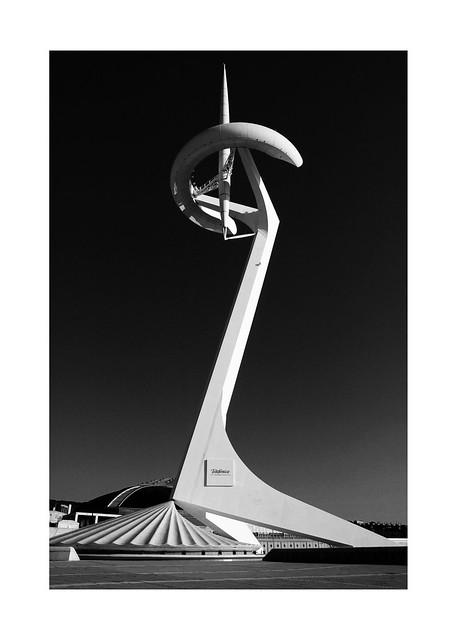 Montjuïc Communications Tower