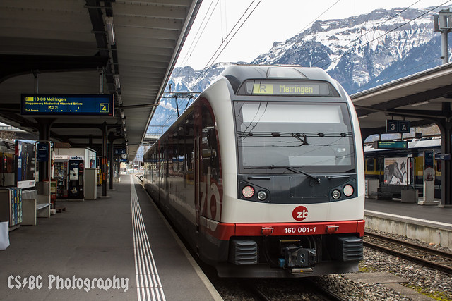 ABeh 160 001, Interlaken Ost