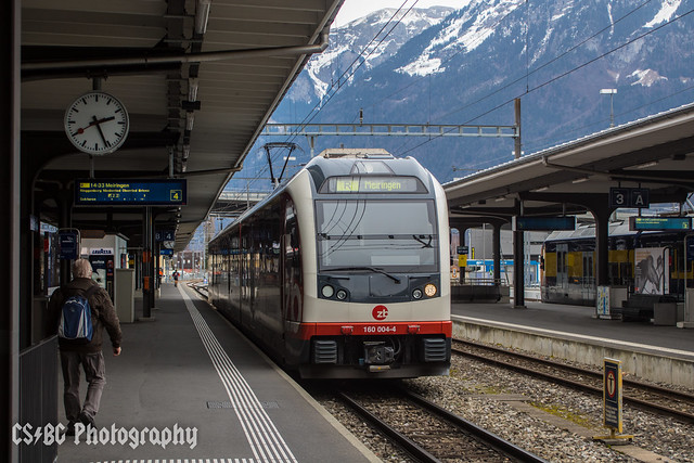 ABeh 160 004, Interlaken Ost