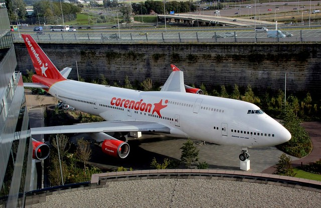CORENDON AIRLINES 747-400 PH-BFB(cn732)