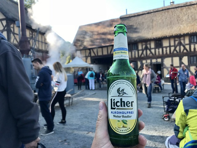 Alcohol free Beer - Festival in the Open Air Museum Hessenpark, Germany