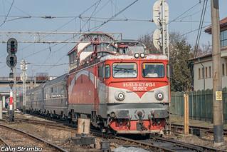 EA 613 with IR 1752