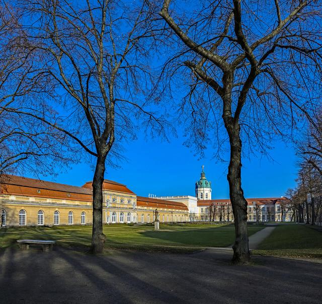Die Orangerie des Charlottenburger Schlosses