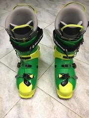 Skialpové boty - titulní fotka