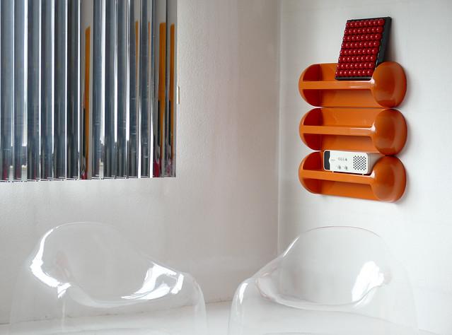 "Plexiglas armchairs ""Nembo"". Design by Umberto Polazzo 1969. Distributed by Totem Italy …"
