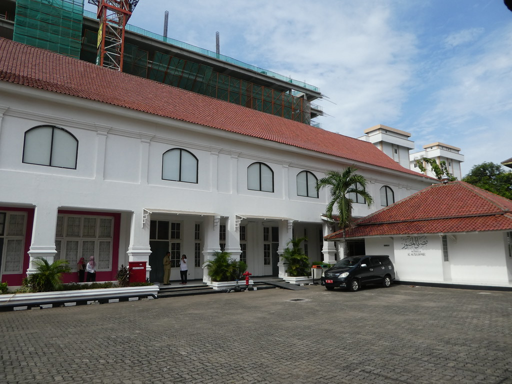 National Gallery of Jakarta, Indonesia