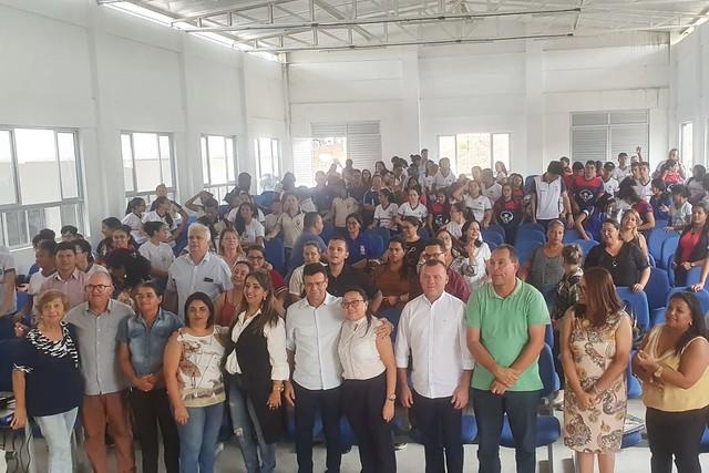 11/02/2020 - Cidadania com Vez e Voz em João Alfredo