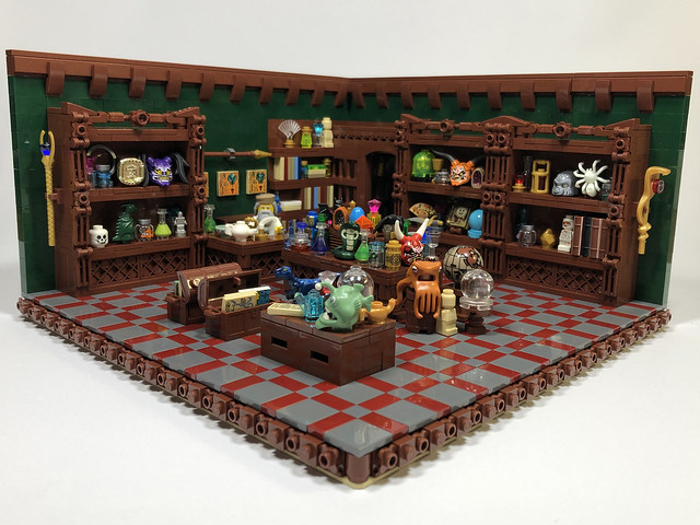 Mr. Chong's Potion Shop