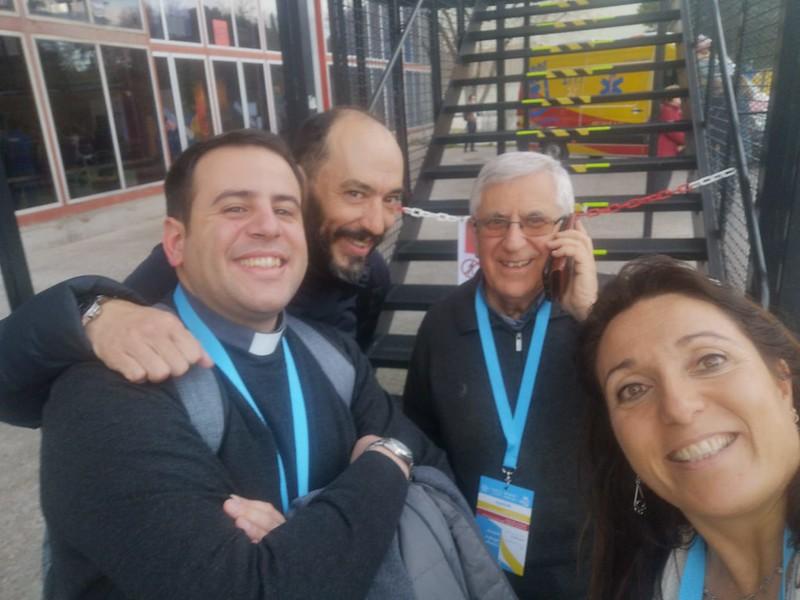 Congreso Laicos Madrid