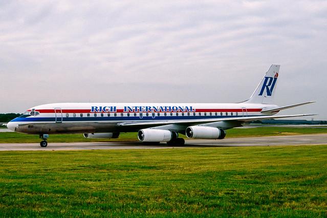 Rich International DC8