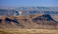 Buttes, Mouth of Santa Elena Canyon