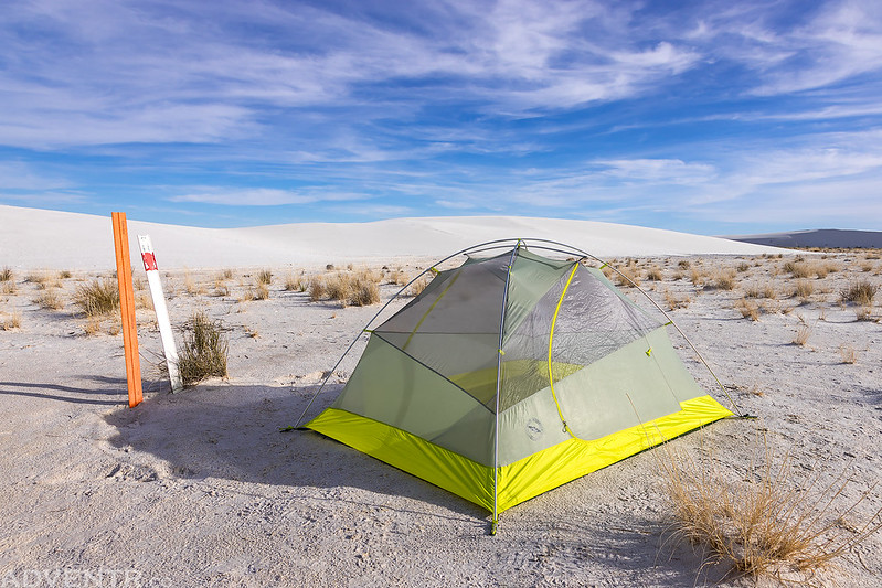 White Sands Camp