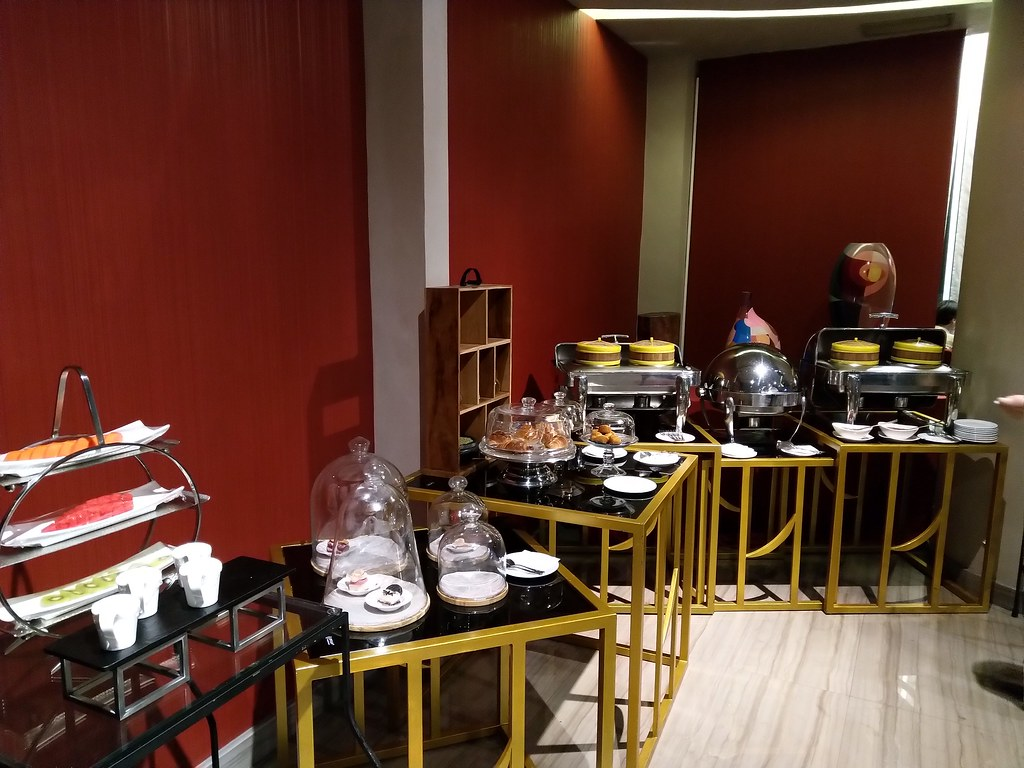 High Tea at the Novotel, Jakarta