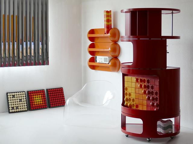Living Tower. Design Ernst Martin Dettinger 1968 …