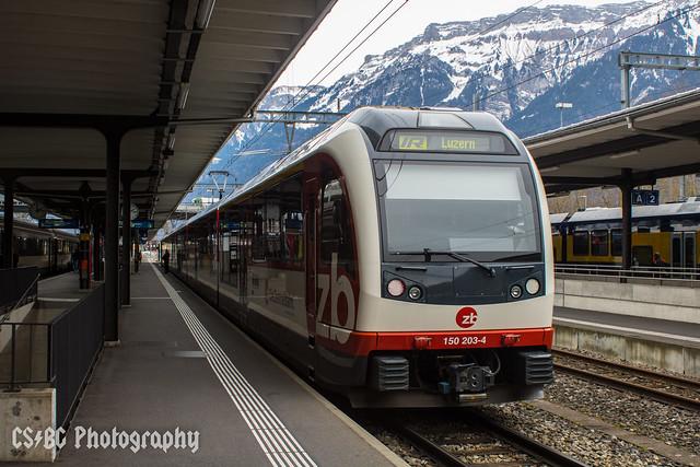 ABeh 150 003, Interlaken Ost