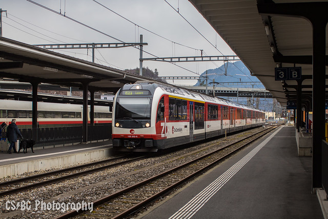 ABeh 150 002, Interlaken Ost