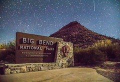 Entrance Sign and Stargazing